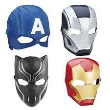Maschere Avengers Capitan America B6741 Civil War Ass.te Hasbro B6654