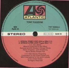 TONY RANSOM - Spread Some Love - Atlantic - 7567-85855-0 - Usa