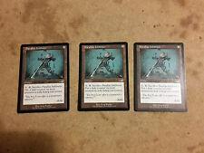 MTG Parallax Inhibitor x3 - Rare - Nemesis - Magic The Gathering Cards Lot