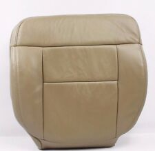2006 Ford F150 Driver Bottom Replacement Seat Cover Tan, vinyl, Free Shipping