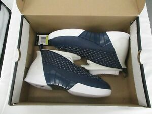 Nike Air Jordan 15 Retro Mens Basketball shoes 881429 400 NEW IN BOX Size 8