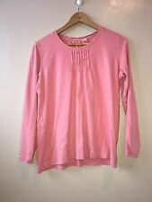 Lands'End Ladies Pink Top Size S<NH734