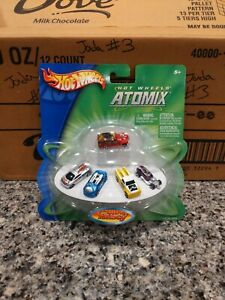 Micro Hot Wheels Atomix Rusty