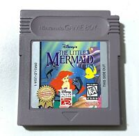 Disney's The Little Mermaid - ORIGINAL NINTENDO GAMEBOY GAME Tested Working!