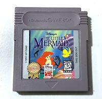 Disney's The Little Mermaid - ORIGINAL NINTENDO GAMEBOY GAME Tested Working!