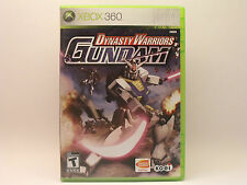 Dynasty Warriors Gundam (Microsoft Xbox 360, 2007)
