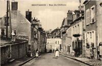 CPA MONTARGIS Rue du Chateau (607661)