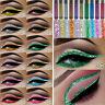 Womens Makeup  Liquid Eyeliner Long Lasting Waterproof Metallic Eyeshadow