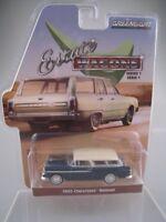 1955er Chevrolet Nomad  Greenlight  Estate WAGONS  1:64  OVP
