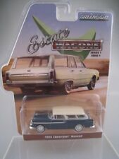 1955er Chevrolet Nomad  Greenlight  1:64  OVP