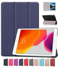 """Luxury PU Leather Smart Stand Case Cover For Apple iPad 12.9 10.5"""" AIR PRO MINI"""