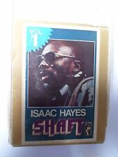 K7 - 8 track - ISAAC HAYES - Shaft Vol. 1 - STAX - 3815 024 - GERMANY