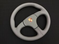 Porsche Clubsport Steering Wheel 911 930 964 RS 944 968 S CS GREY!