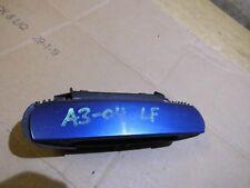 AUDI A3 8P FRONT LEFT DOOR HANDLE IN BLUE LZ5C PASSENGER SIDE 4B0839885 2004 >