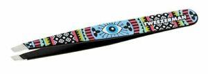Aztec Eye Slant Tweezer