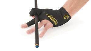 New Predator Second Skin YELLOW Logo - XXL One size - LEFT Hand Pool Glove