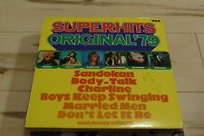 VA Sampler - Superhits Original '79 - Pop 70er 70s - Album Vinyl LP