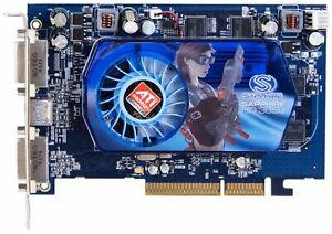 SAPPHIRE Ati Radeon HD 3650 512MB DDR3 AGP