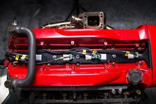 CXRacing LQ9 LQ Coil Pack Aluminum Bracket For Nissan RB26DETT RB26 Engine