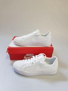 Nike Schuhe Sneaker Court Royale AC Canvas (CD5405-101) Damen Gr. 38.5