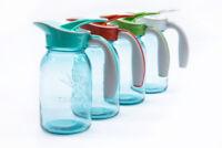 Ergo Spout® - Mason Jar Lid & Pour Spout, BPA-free, Ergonomic Handle