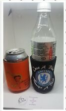 Personalised Koozie - can/bottle cooler ,  summer holiday/vacation, camping