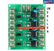 Trigger Switch Module 4-way FET MOS DC Control for PWM Motor Pump UK  #B264