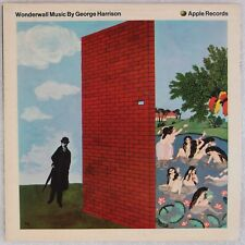 GEORGE HARRISON: Wonderwall Music USA Apple ST 3350 Jacksonville Beatles LP