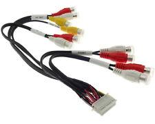 KENWOOD KVT Kabel Video Rückfahrkamera Verstärker Adapter Endstufe Cinch Stecker