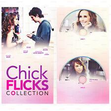 Chick Flicks Collectie 4 films op DVD Nederlandse ondertitels Romantisch Komedie