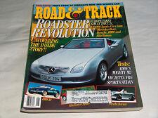 STRADA & TRACK 1994 Car Truck Rivista Mercedes Benz PORSCHE BMW ALFA ROMEO 40K
