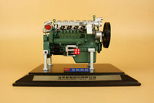 1/12 Yuchai engine model