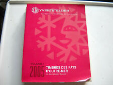catalogue Yvert Pays d'outre-mer Volume 1