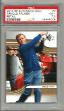 2012 SP Authentic Golf Arnold Palmer Retail PSA 7.5