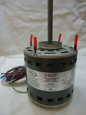 First Choice 1/2 HP Air Handler Blower Motor Y4637 208/230V 3 SPD 1075 RPM