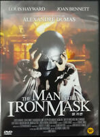 The Man In The Iron Mask (1939 - James Whale, Louis Hayward)  DVD NEW