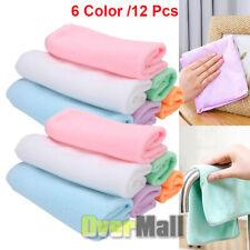 Microfiber Dish Cloths Super Absorbent Kitchen Wash Cloth Wholesale Lots 12x12