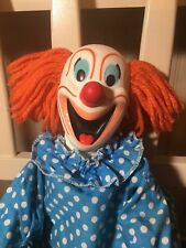 bozo the clown doll