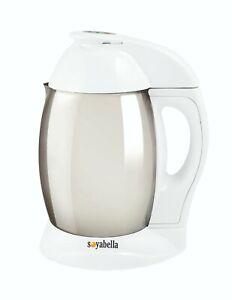 Tribest Soyabella Soya Milk Maker in White | Soy & Nut Milk Maker