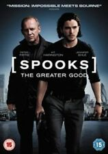 Spooks The Greater Good 5030305518967 With Peter Firth DVD Region 2