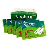 Neobun Pain Relief Patch Muscles Ache Adhesive Sheet Menthol Plaster Value Pack