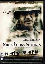 D.V.D./...NOUS ETIONS SOLDATS.../...MEL GIBSON...BARRY PEPPER...
