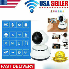 HD Wifi IP Camera Webcam Baby Pet Monitor CAM Pan Wireless Remote Home Security