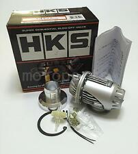 HKS SSQV4 BOV SUPER SEQUENTIAL SSQV SQV IV Turbo Blow Off Valve New Silver