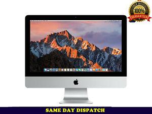 Grade A- Apple iMac 21.5 Inch, Intel i5 2.8 Ghz, 8GB RAM, 1TB HDD 2015 Ref P02