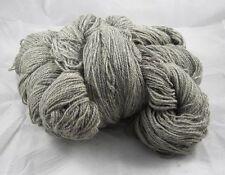 100% Natur Wolle Schafwolle Schurwolle 1000g 1kg Naturprodukt NEU hellgrau