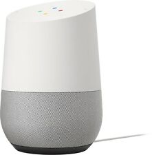 Google Home - Voice-activated speaker (White/Slate)