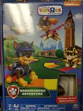 Paw Patrol Mission Paw Barkingburg Adventure Toy Board Game Ages 4+ SHIPS FAST