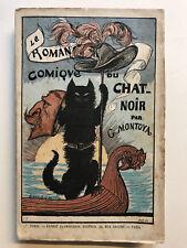 Chat Noir, Le  Chat-Noir, Gabriel Montoya, Paris Chat Noir,