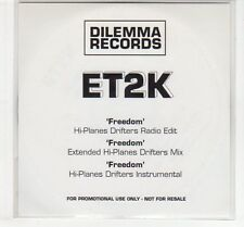 (EC562) ET2K, Freedom - 2006 DJ CD